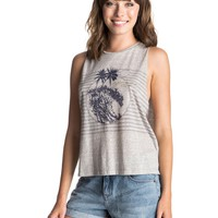 Retro Beach Muscle Tank ERJZT03378 | Roxy