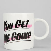 Baron Von Fancy X UO You Get Me Going Mug - Urban Outfitters
