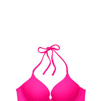 The Bombshell Add-2-Cups Push-Up Halter - Victoria's Secret