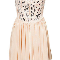 Candice Crystal Dress, Oneness