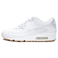 NIKE AIR MAX 90 LEATHER PA - WHITE/GUM LIGHT BROWN | Undefeated