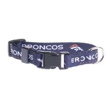 Denver Broncos Pet Collar