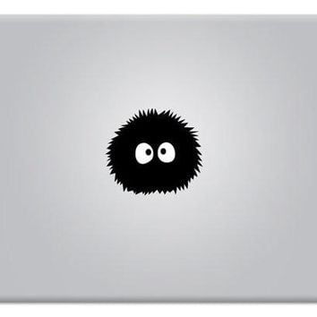 Soot Sprite Susuwatari My Neighbor Totoro Spirited Away Black Soots Dust Bunnies Miyazaki Apple Mac
