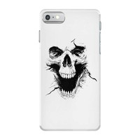 skull ghosts iPhone 7 Case