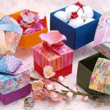 Small Box Origami Kit