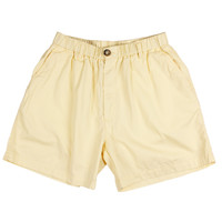 "Longshanks 5.5"" Chino Shorts in Maize Yellow by Country Club Prep"