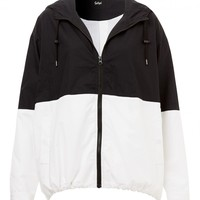 Retro Varsity - Sporty Anorak - Clothing - Sportsgirl