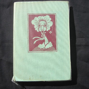 1956 Second Impression Our Friend Mrs Goose by Miriam Potter Clark Hardcover