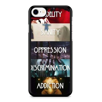 American Horror Story iPhone 8 Case