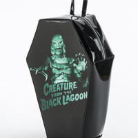 Creature From The Black Lagoon Coffin Back Pack