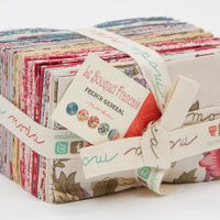 Le Bouquet Francais by French General for Moda, Fat Eighths Bundle