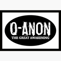 'QANON THE GREAT AWAKENING' Sticker by EmilysFolio