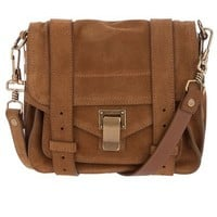 Proenza Schouler Small Sized Suede Bag - Tessabit - farfetch.com