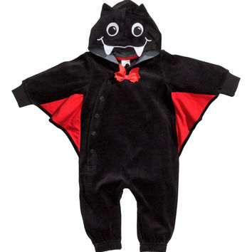 H&M - Bat Costume - Black - Kids