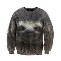 Sloth Sweatshirt - READY TO SHIP