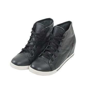 ONETOW BACKGAMMON WEDGE SNEAKERS