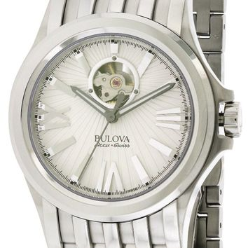 Bulova AccuSwiss Kirkwood Automatic Watch 63A125