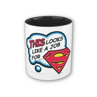 Superman 74 coffee mug from Zazzle.com