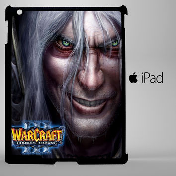 Frozen Throne Warcraft A0365 iPad 2, iPad 3, iPad 4, iPad Mini and iPad Air Cases - iPad