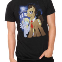 My Little Pony Dr. Whooves Cover T-Shirt