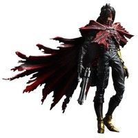 Square Enix Final Fantasy VII: Advent Children Play Arts-Kai-Vincent Valentine Action Figure