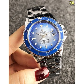 Rolex Fashion Couple Quartz Watches Wrist Watch 3#