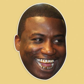 Happy Gucci Mane Mask by RapMasks