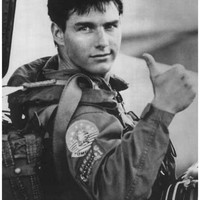 Top Gun Tom Cruise Movie Poster 11x17