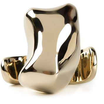 Maison Martin Margiela two knuckle abstract ring