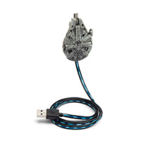 Star Wars Millennium Falcon Micro-USB Charging Cable