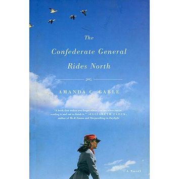 The Confederate General Rides North Book, Civil War by Scribner
