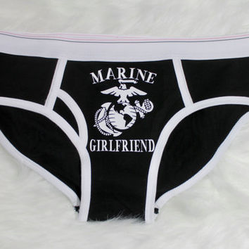 Marine Girlfriend panties