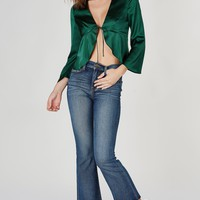 Your Fantasy Silky Blouse