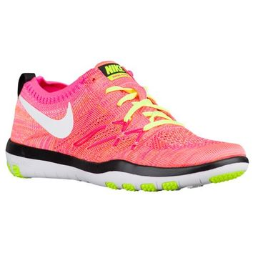 Nike Free TR Focus Flyknit - Women's at Lady Foot Locker