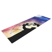 "Mandie Manzano ""Father's Day"" Star Wars Yoga Mat"