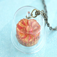 apple pie necklace