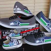 Seattle Seahawks Shoes Mens
