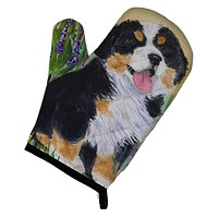 Bernese Mountain Dog Oven Mitt SS8215OVMT