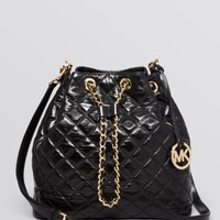 MICHAEL Michael Kors Shoulder Bag - Frankie Convertible Bucket | Bloomingdales's