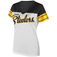 Pittsburgh Steelers Women's Pass Rush Top