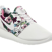 Nike Roshe Run Aloha White - Unisex Sports
