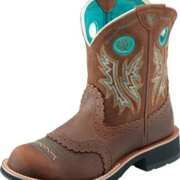 Best Women's Ariat Boots Square Toe Products on Wanelo
