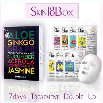 Skin18 Box - 7 days Treatment Double Up
