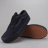 Trendsetter Vans Old Skool  Women Men Fashion Casual  Canvas Shoes