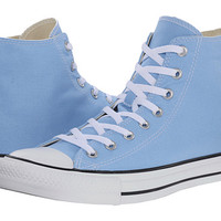 Converse Chuck Taylor® All Star® Seasonal Color Hi Blue Sky - Zappos.com Free Shipping BOTH Ways