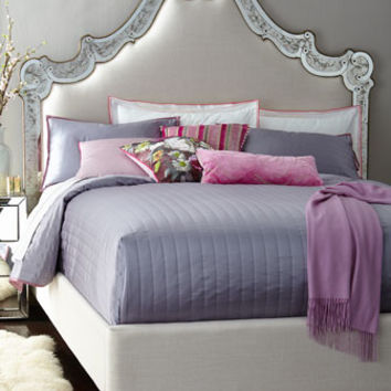 Cynthia Rowley for Hooker Furniture Venetian Mirrored Bed
