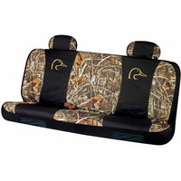 Ducks Unlimited Realtree Max-4 Camo Bench Seat Cover