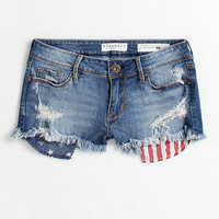 Bullhead Flag Pocket Shorts at PacSun.com