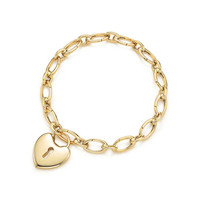 Tiffany & Co. - Tiffany Locks:heart charm and bracelet