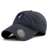 Gray Nautica Baseball hat Hat